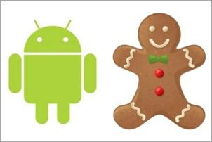 10 menit Upgrade Froyo ke Gingerbread